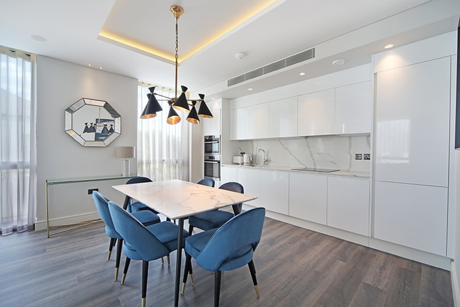 Apartment London, W14 - Russell Gardens Kensington W14 - 02