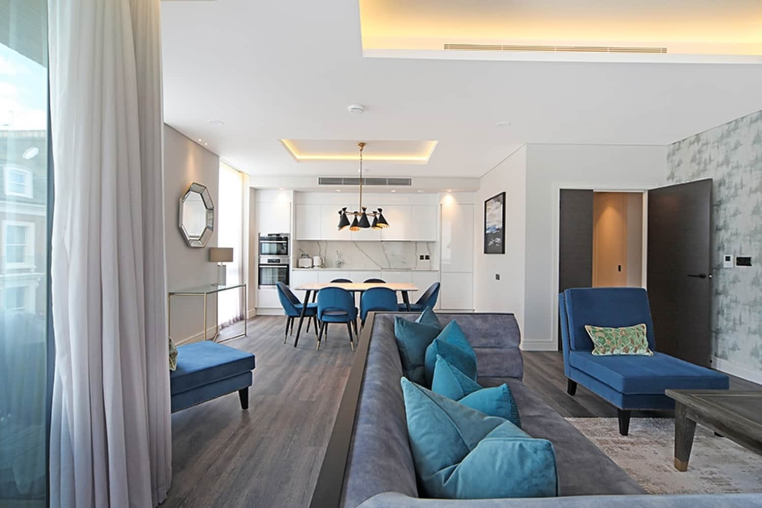 Apartment London, W14 - Russell Gardens Kensington W14 - 07