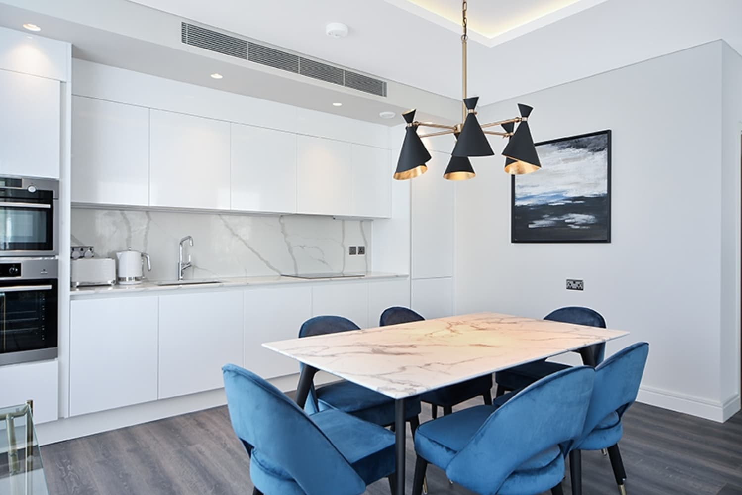 Apartment London, W14 - Russell Gardens Kensington W14 - 09
