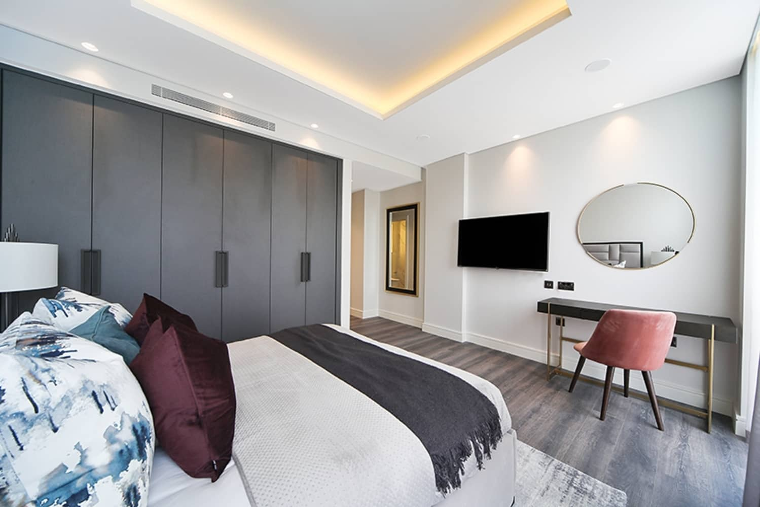 Apartment London, W14 - Russell Gardens Kensington W14 - 10
