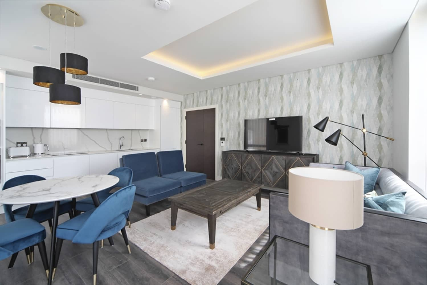 Apartment London, W14 - Russell Gardens Kensington W14 - 02