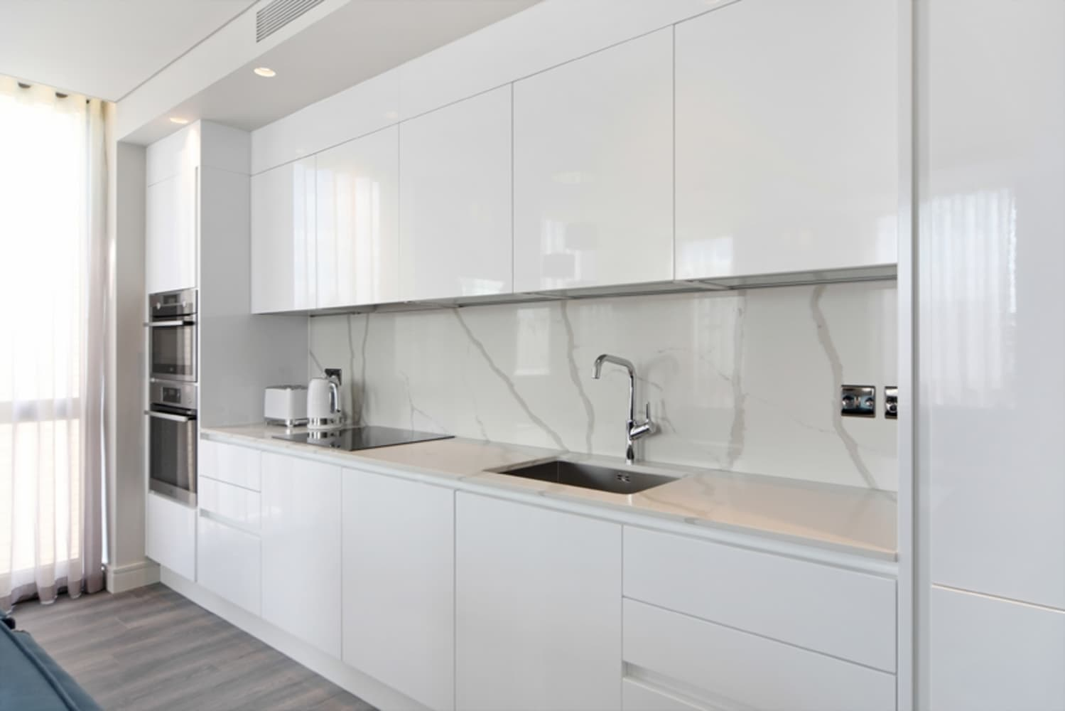 Apartment London, W14 - Russell Gardens Kensington W14 - 03