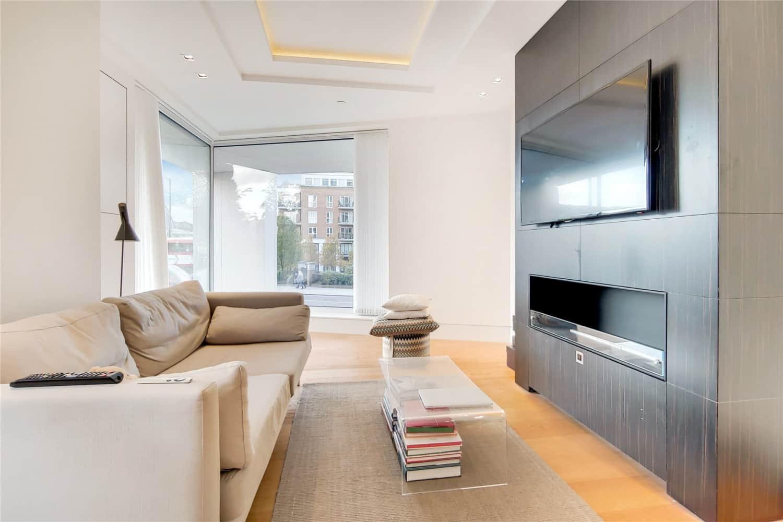 Apartment London, W14 - 389 Kensington High Street Kensington W14 - 02