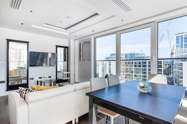 Apartment London, W14 - Radnor Terrace Kensington W14 - 08
