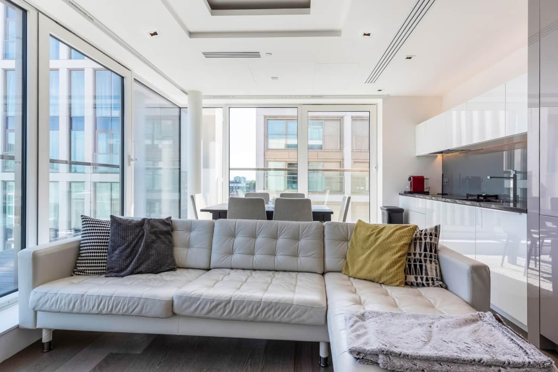 Apartment London, W14 - Radnor Terrace Kensington W14 - 10