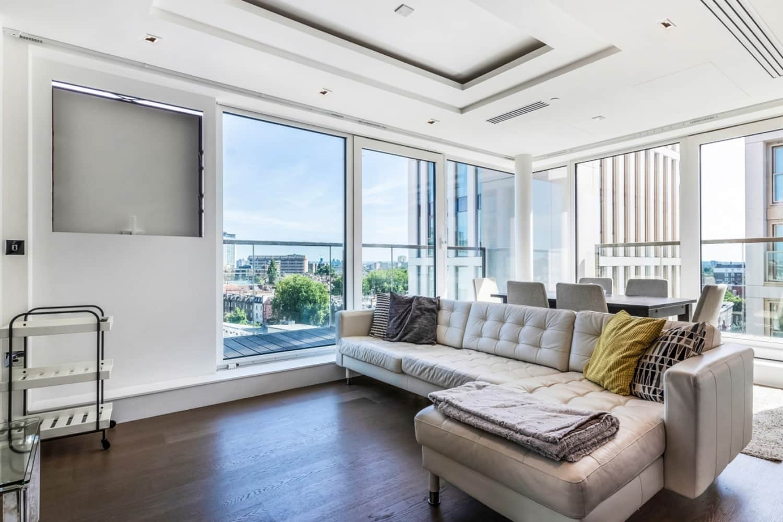 Apartment London, W14 - Radnor Terrace Kensington W14 - 11