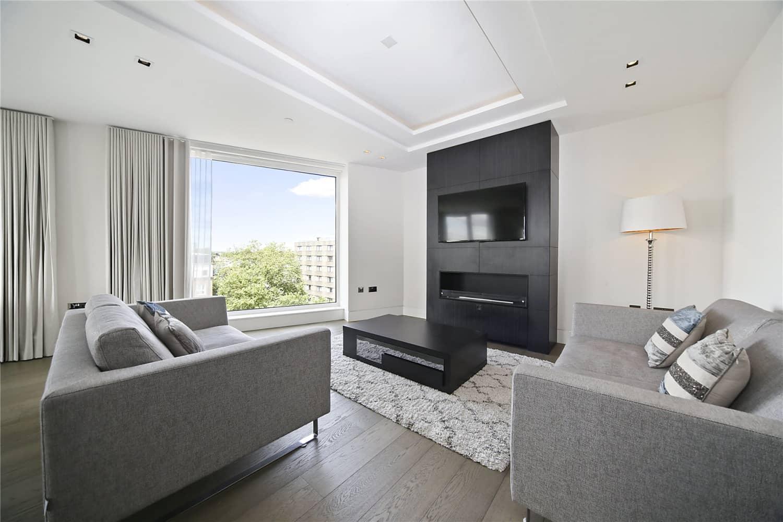 Apartment London, W14 - Wolfe House 389 Kensington High Street London - 01
