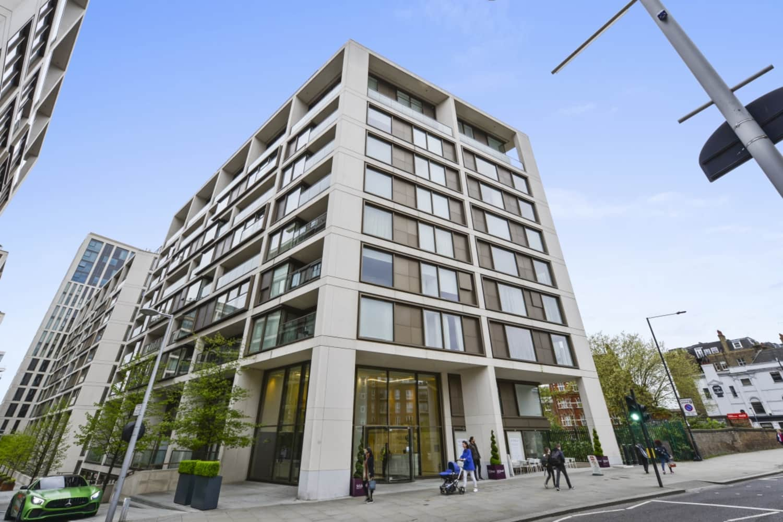 Apartment London, W14 - Wolfe House 389 Kensington High Street London - 03