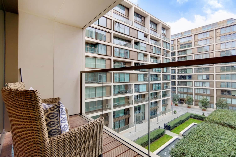 Apartment London, W14 - Trinity House, 377 Kensington High Street, London - 02