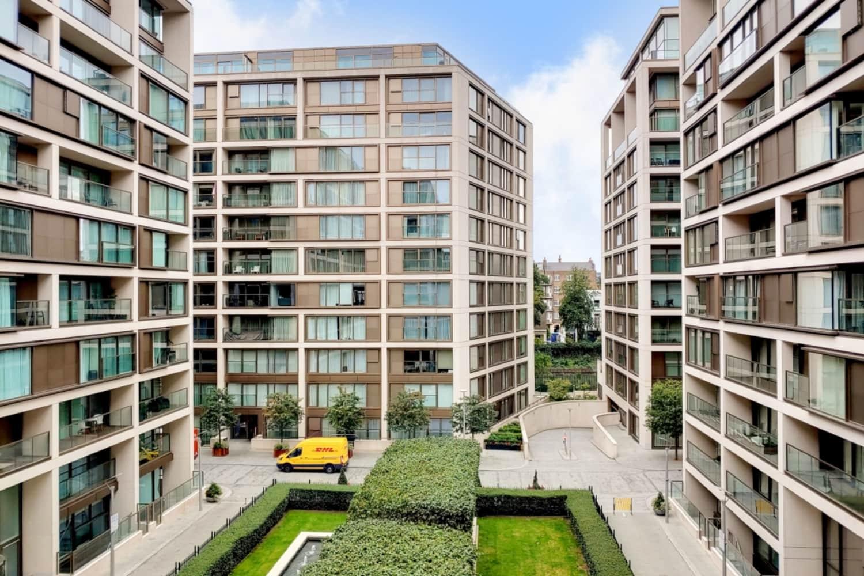 Apartment London, W14 - Trinity House, 377 Kensington High Street, London - 03