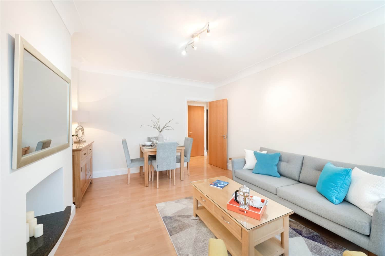 Apartment London, W8 - Stafford Court Kensington High Street London W8 - 05