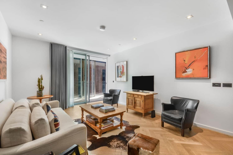 Apartment London, SW11 - Dawson House, Battersea Power Station, SW11 - 11