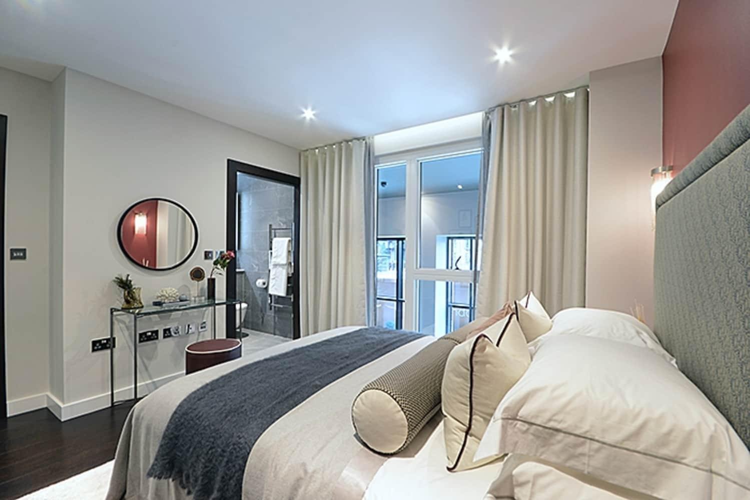 Apartment London, SW8 - Montrose Building, Lexington Gardens, London SW8 - 02