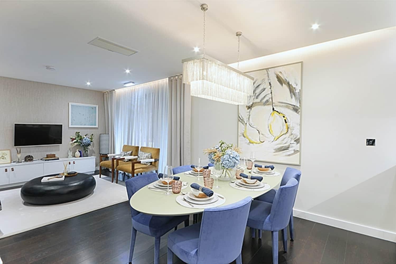 Apartment London, SW8 - Montrose Building, Lexington Gardens, London SW8 - 05