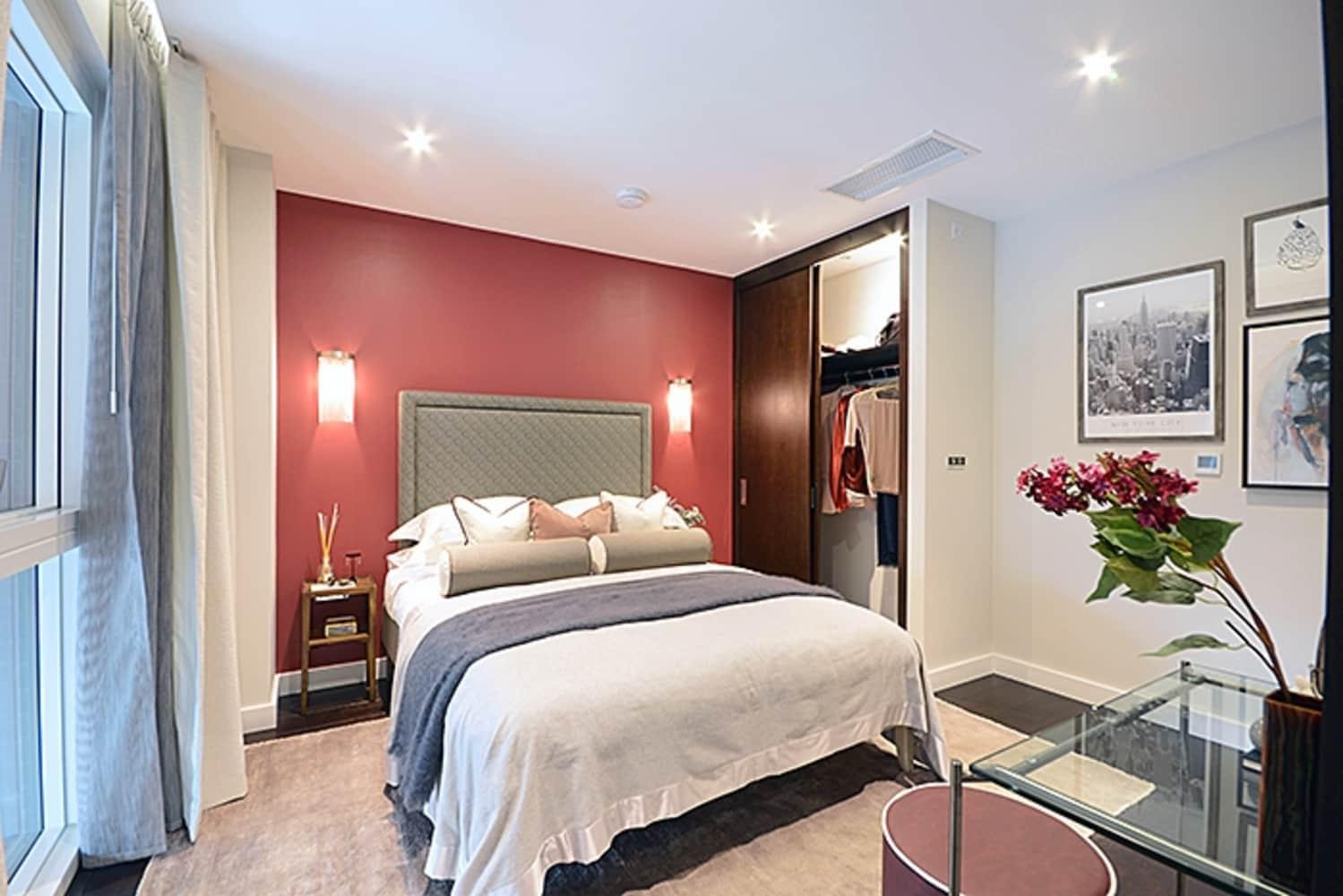 Apartment London, SW8 - Montrose Building, Lexington Gardens, London SW8 - 04