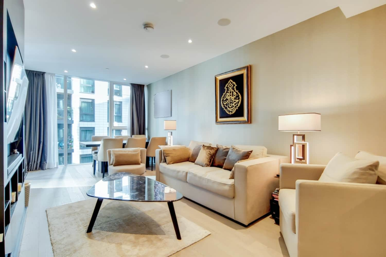 Flat London, SW18 - Pinnacle House, Juniper Drive, London SW18 - 01