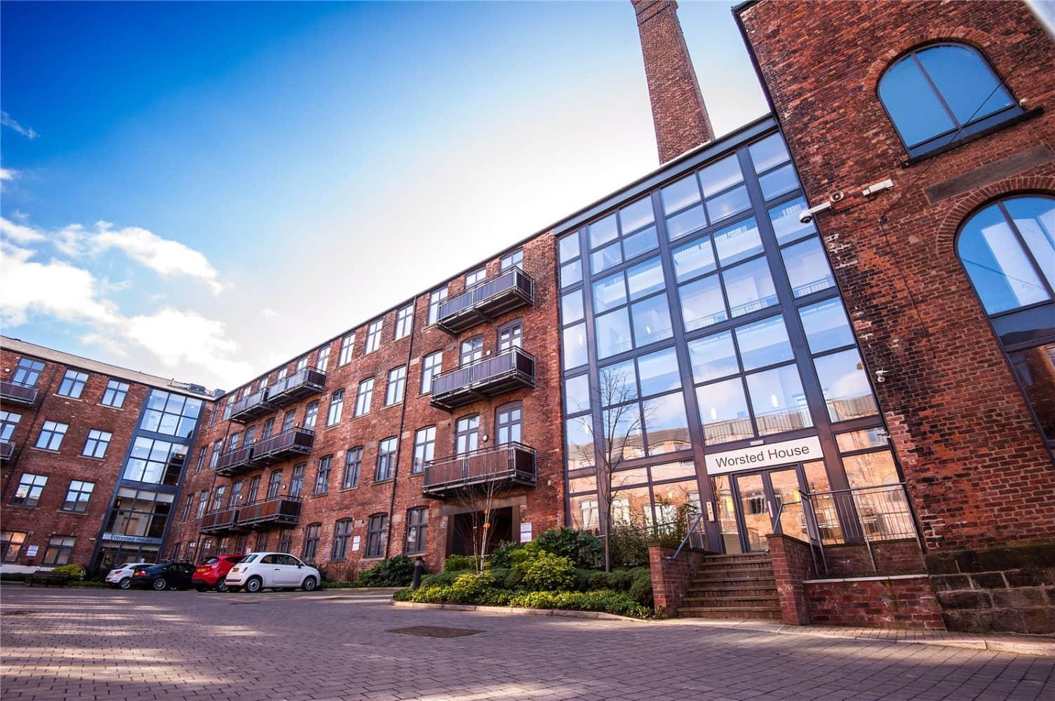 Studio East street, leeds, LS9 - Worsted House East Street Mills East Street, Leeds West Yorkshire - 00