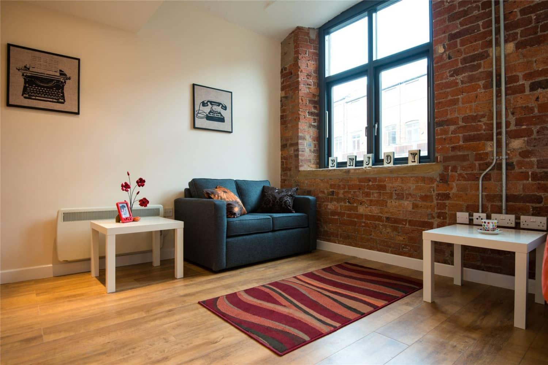 Studio East street, leeds, LS9 - Worsted House East Street Mills East Street, Leeds West Yorkshire - 02