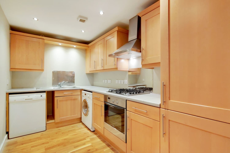 Apartment London, EC2A - 1-6 Bateman's Row, London, EC2A - 02