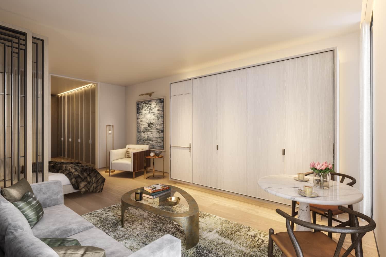 Development London, W1S - The Residences at Mandarin Oriental, Mayfair - 2