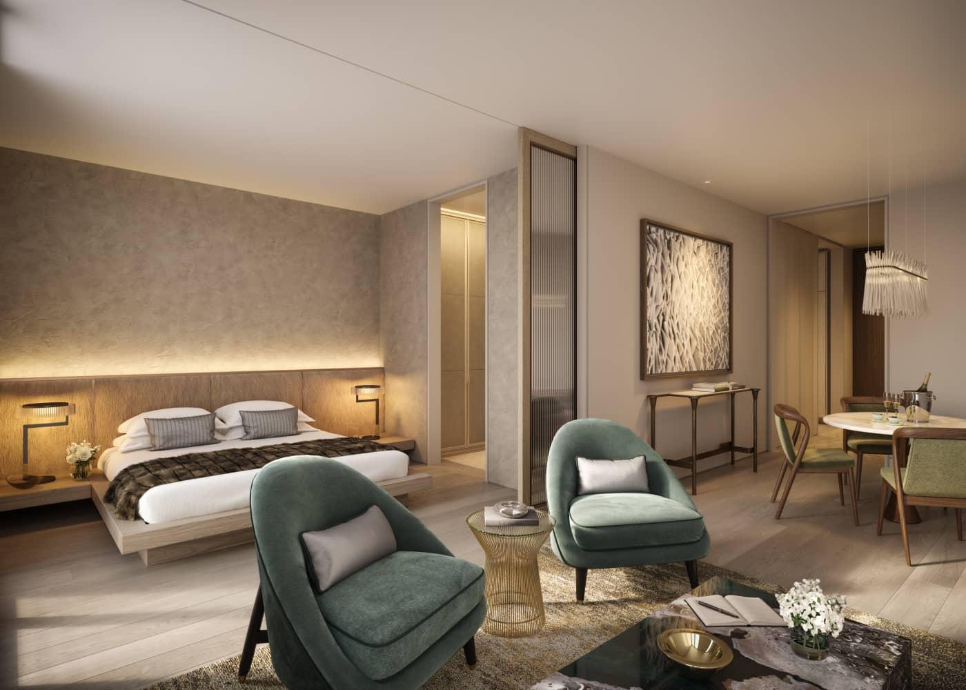 Development London, W1S - The Residences at Mandarin Oriental, Mayfair - 44