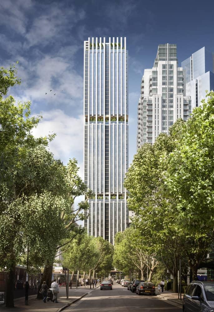 Development London, E14 - South Quay Plaza - 4