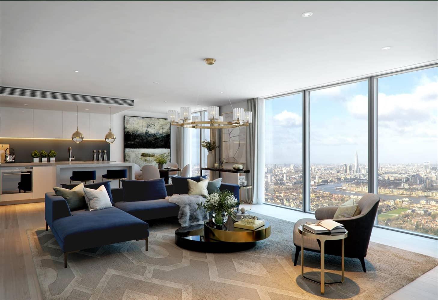 Development London, E14 - Landmark Pinnacle - 29