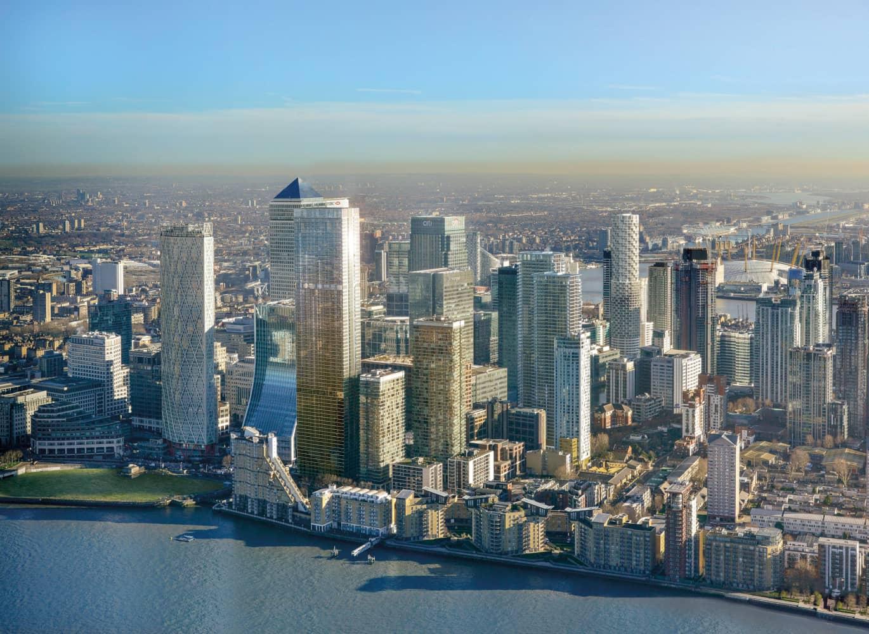 Development London, E14 - Landmark Pinnacle - 3650