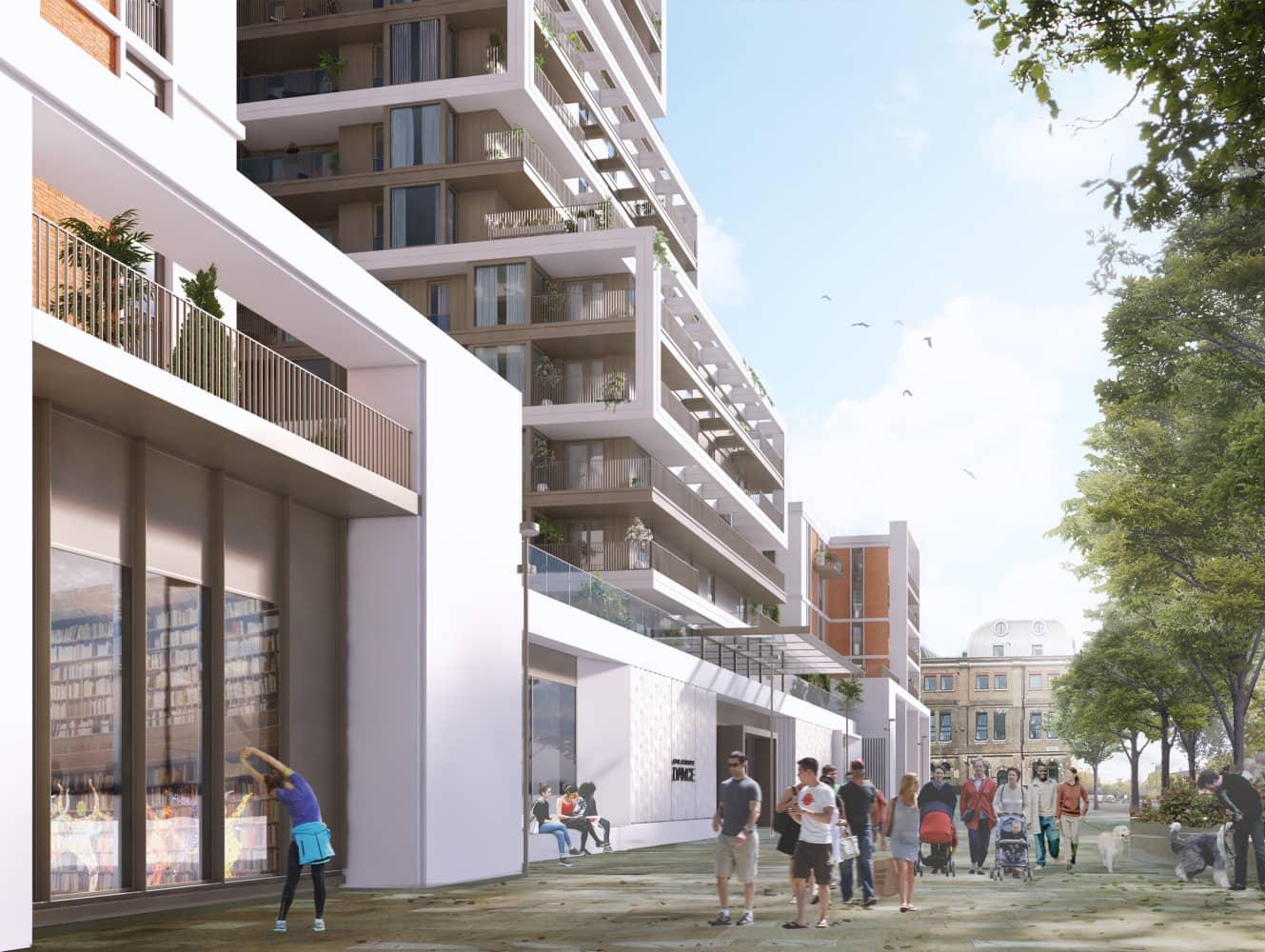 Development London, SW11 - Coda - 5
