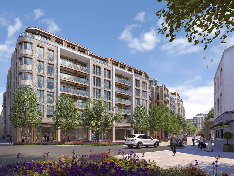 Development London, SW6 - Kings Road Park - 6