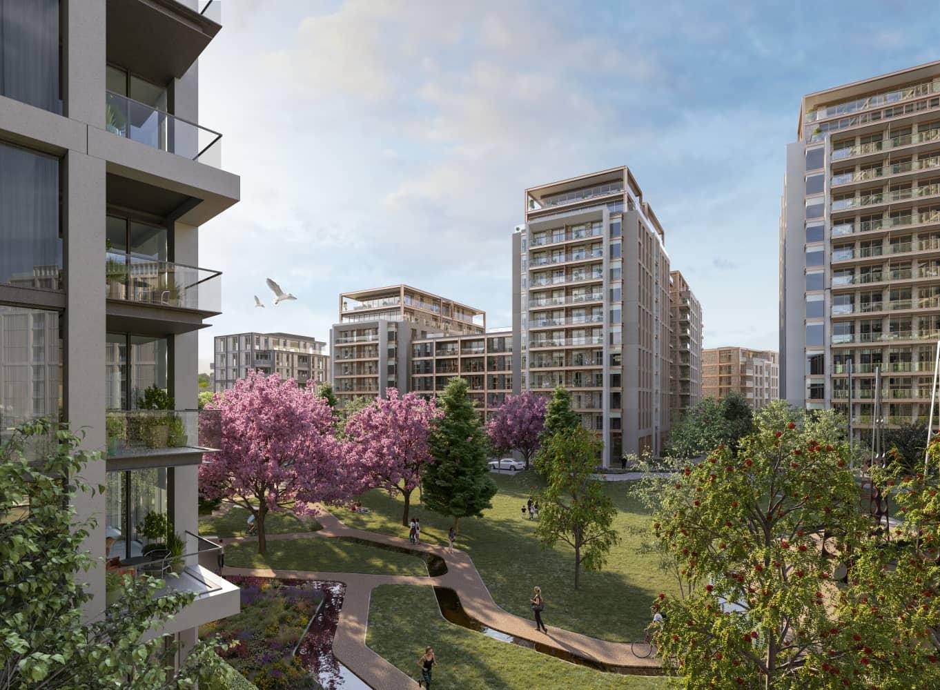 Development London, SW6 - Kings Road Park - 5
