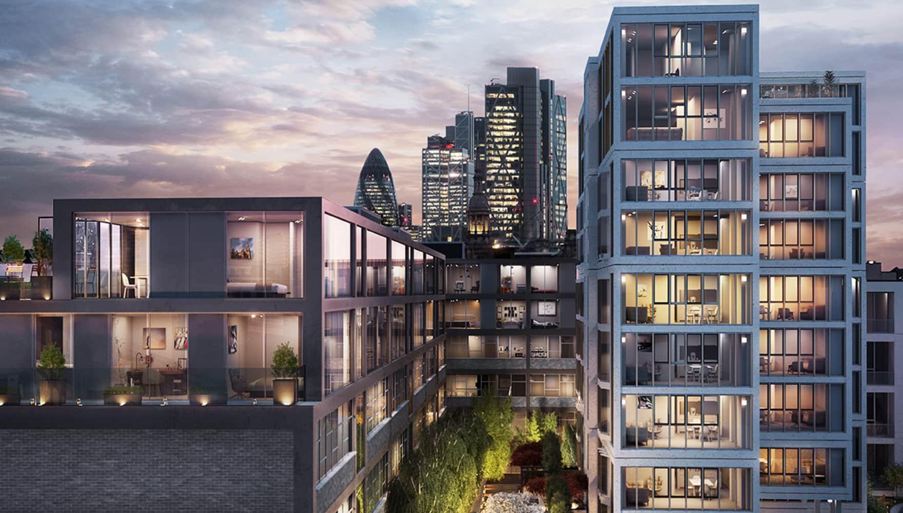 Development London, E2 - Long & Waterson - 14