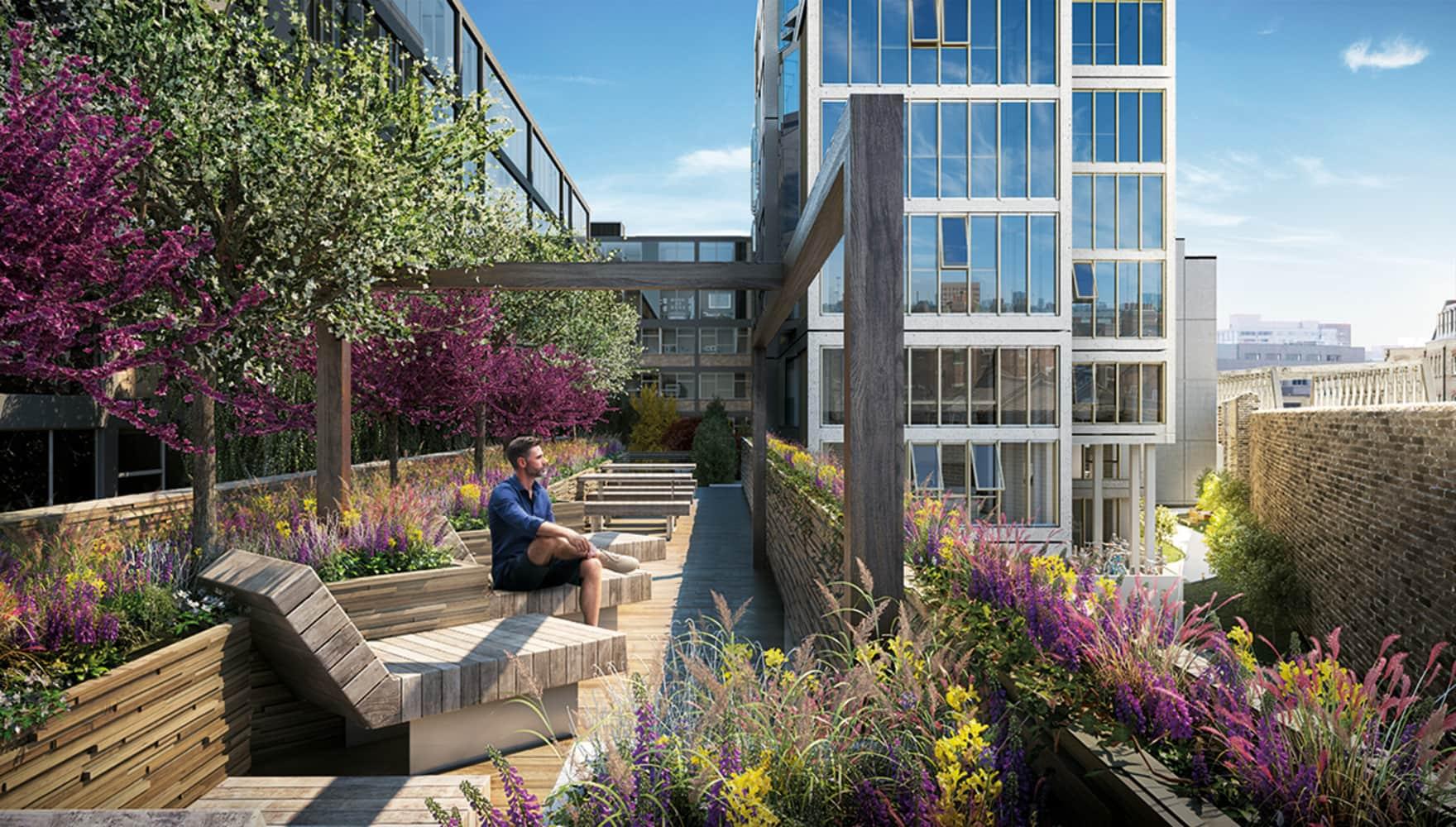 Development London, E2 - Long & Waterson - 1