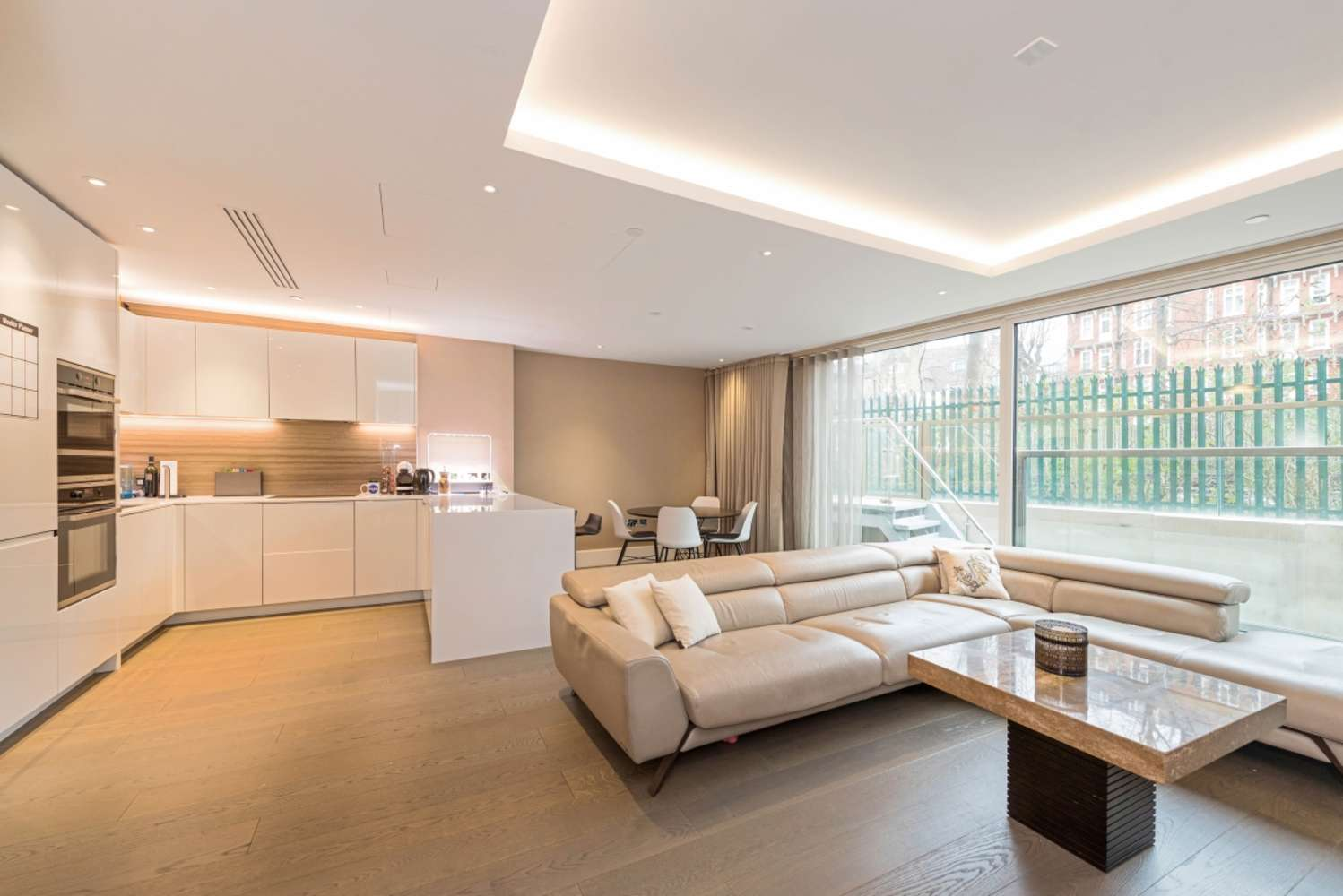 Apartment London, W14 - Radnor Terrace London W14 - 01