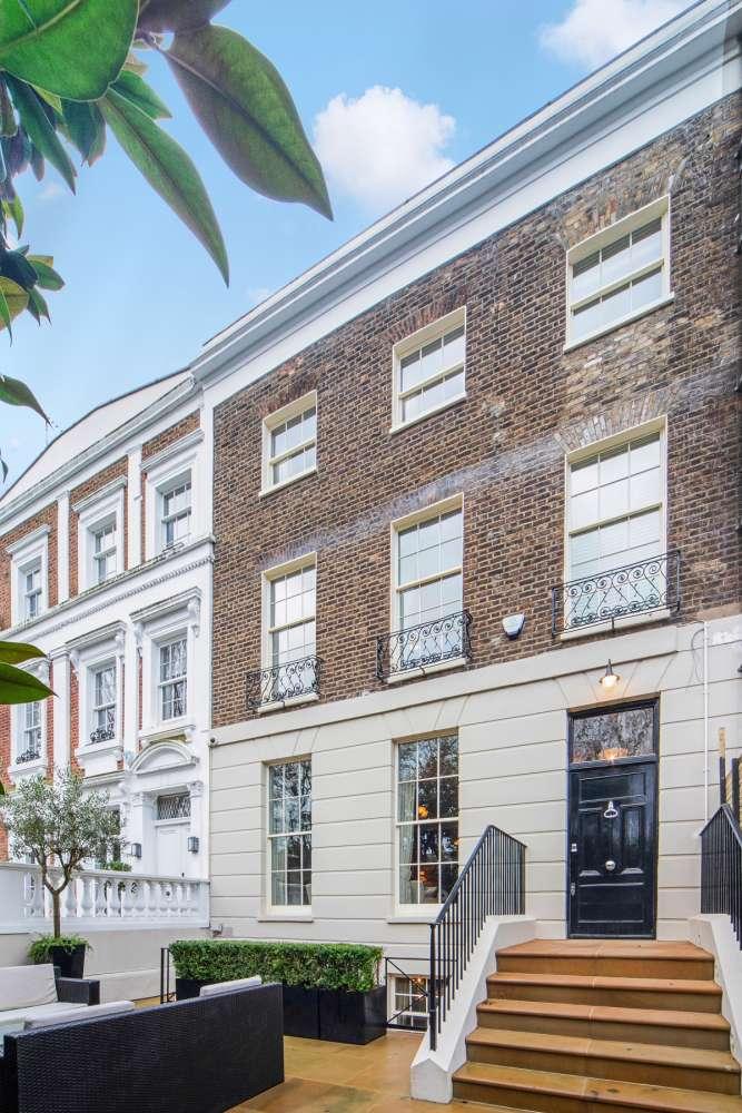 Town-house London, W11 - Holland Park Avenue London W11 - 21