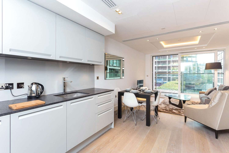 Apartment Kensington, W14 - Trinity House 377 Kensington High Street Kensington W14 - 03