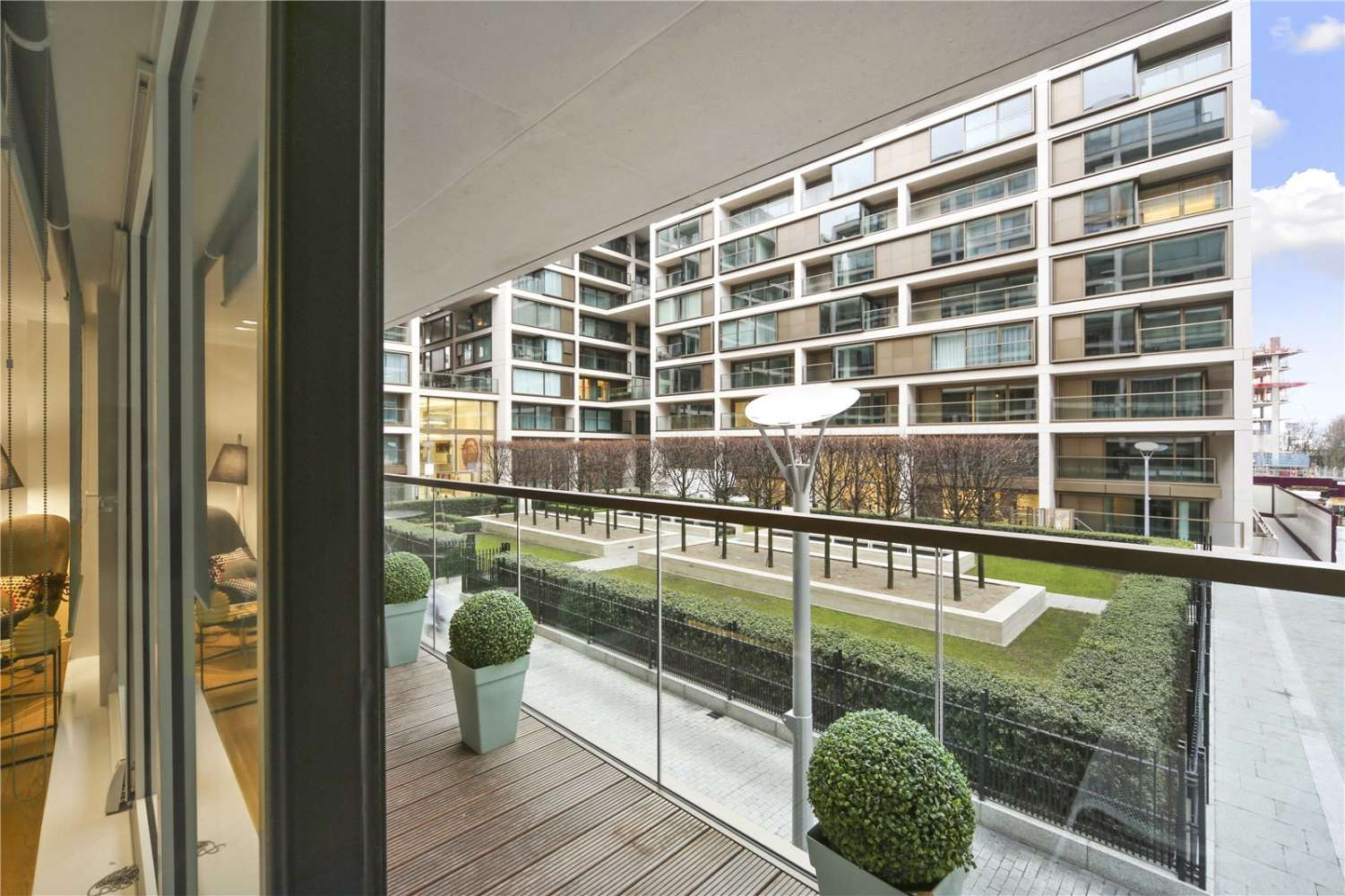 Apartment London, W14 - Charles House 385 Kensington High Street London - 01