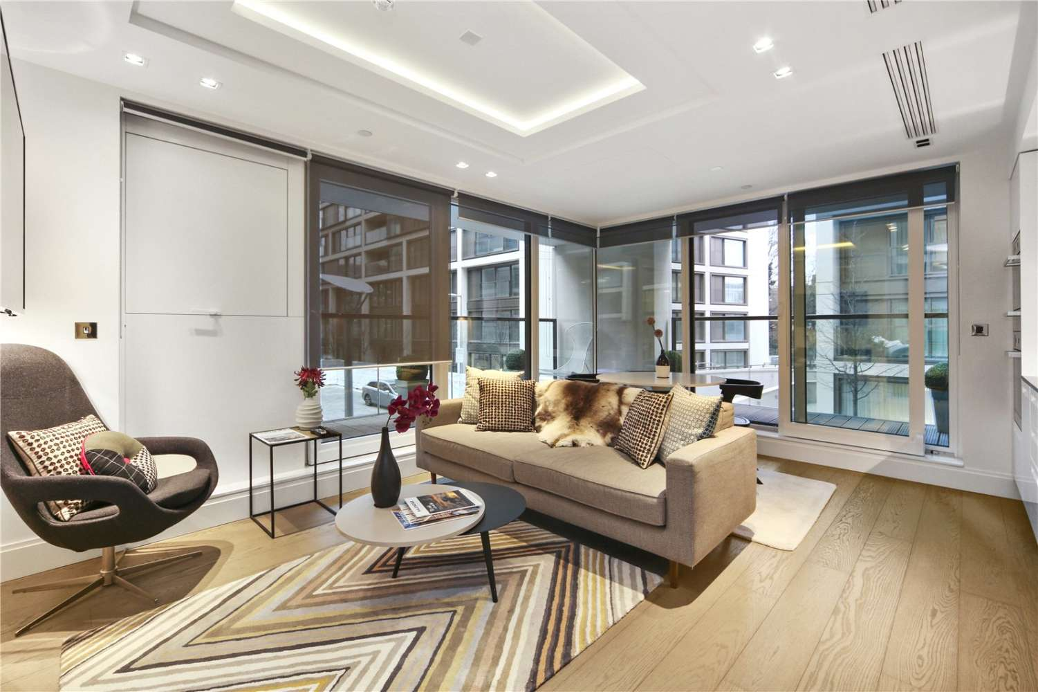 Apartment London, W14 - Charles House 385 Kensington High Street London - 03