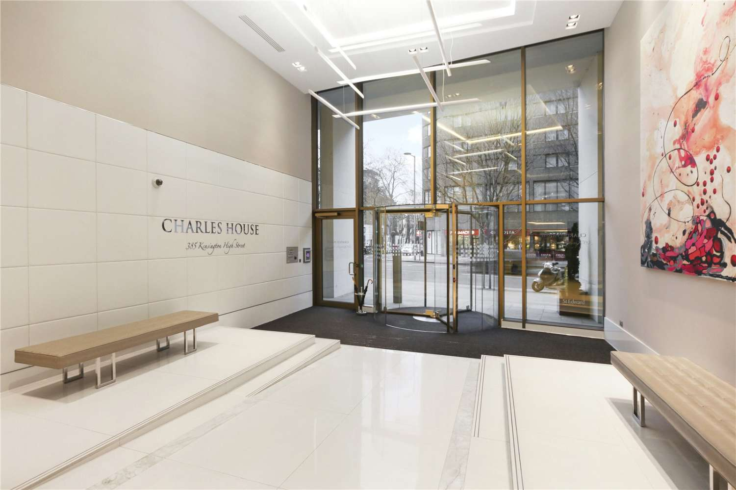 Apartment London, W14 - Charles House 385 Kensington High Street London - 09