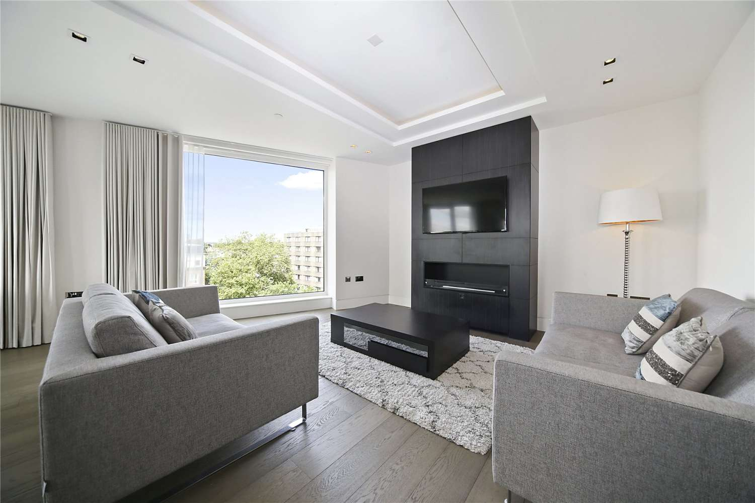 Apartment London, W14 - Wolfe House 389 Kensington High Street London - 01