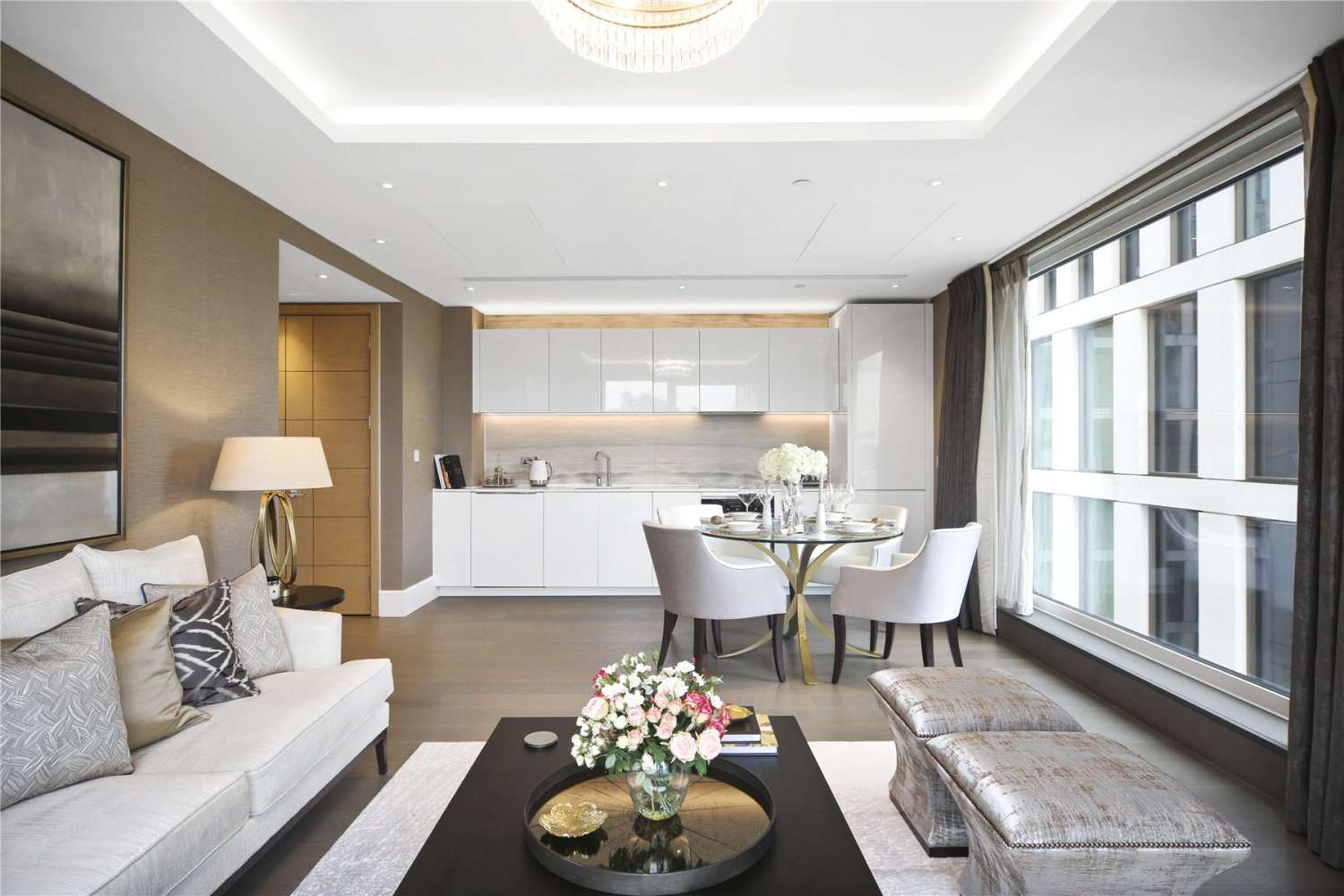 Apartment Kensington, W14 - Benson House 7 Radnor Terrace Kensington London - 02