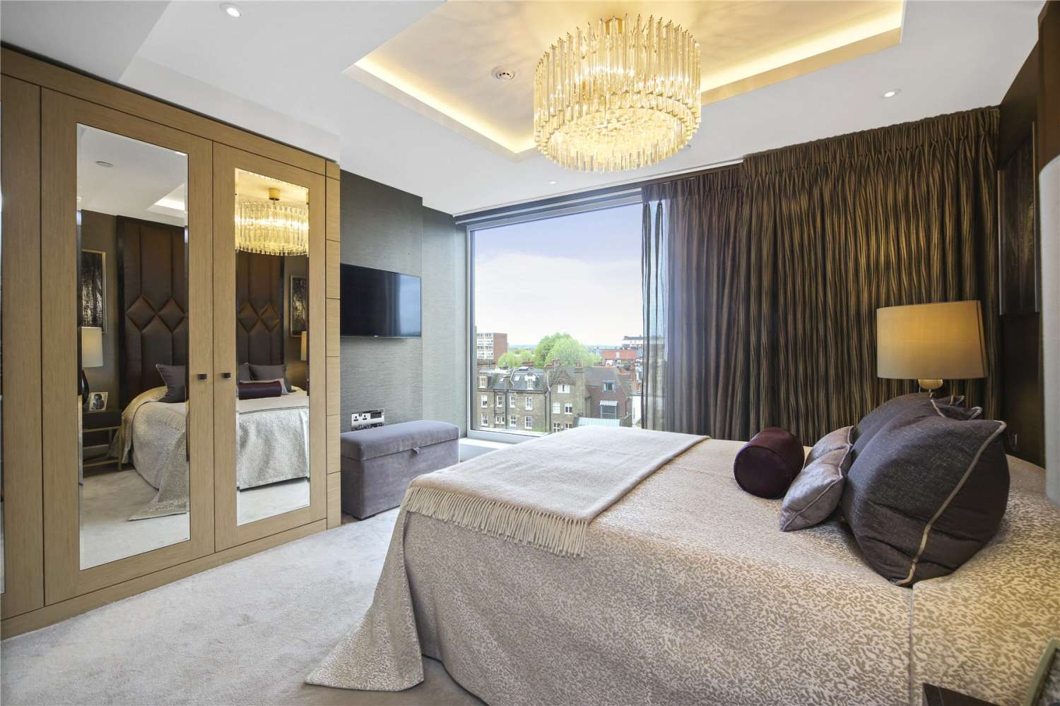 Apartment Kensington, W14 - Benson House 7 Radnor Terrace Kensington London - 04