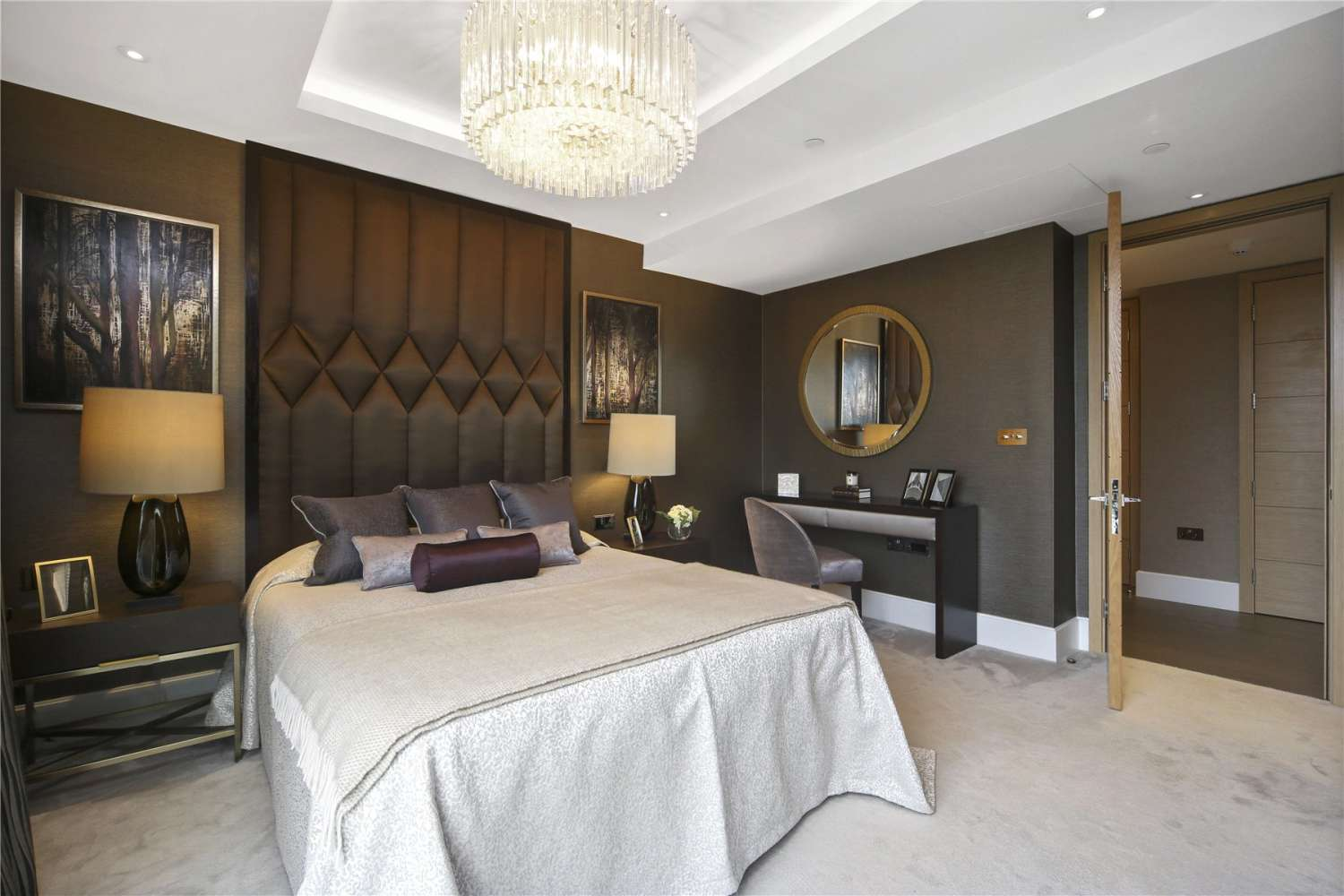 Apartment Kensington, W14 - Benson House 7 Radnor Terrace Kensington London - 08