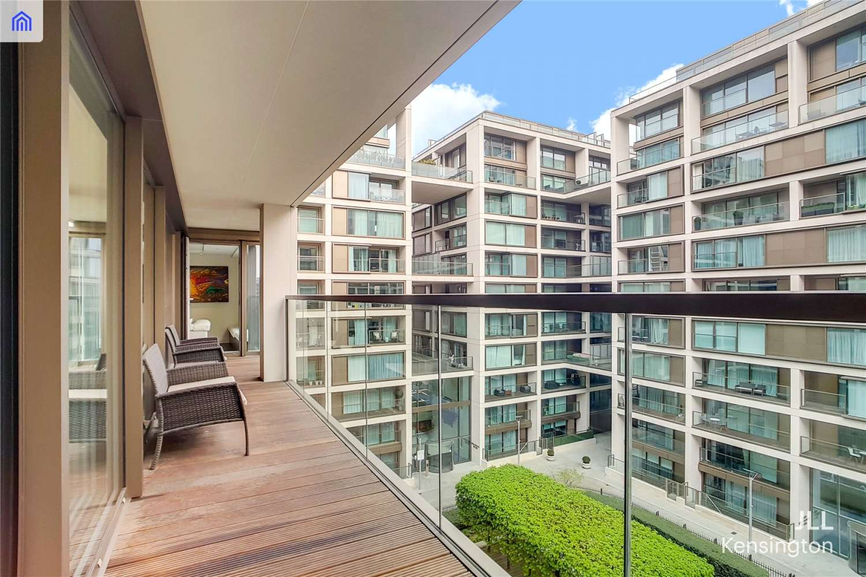Apartment London, W14 - Charles House 385 Kensington High Street London - 00
