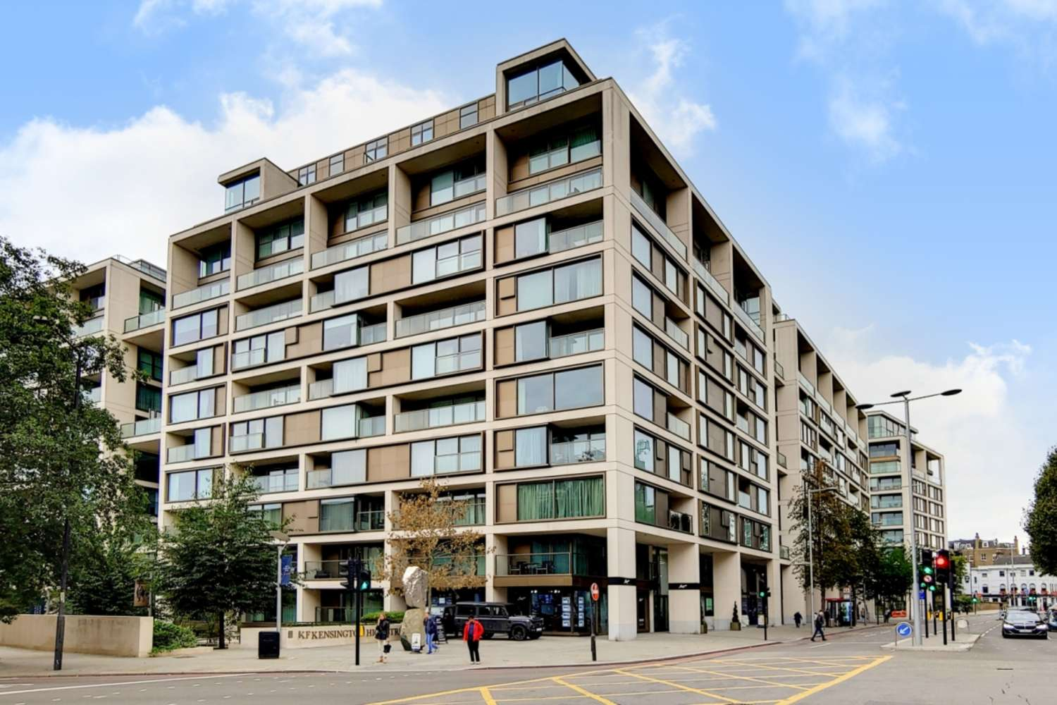 Apartment London, W14 - Trinity House, 377 Kensington High Street, London - 10