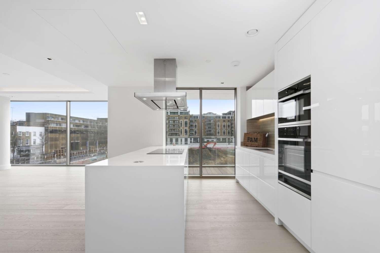 Apartment Warwick lane, W14 - Sherrin House, Royal Warwick Square, Warwick Lane, London - 01