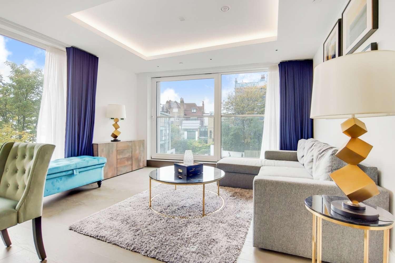 Apartment London, W14 - Benson House, 4 Radnor Terrace, London, W14 - 00