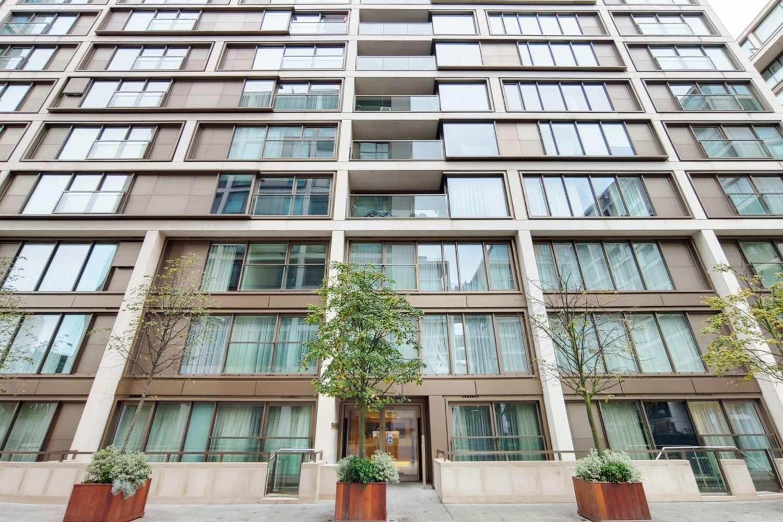 Apartment London, W14 - Benson House, 4 Radnor Terrace, London, W14 - 08