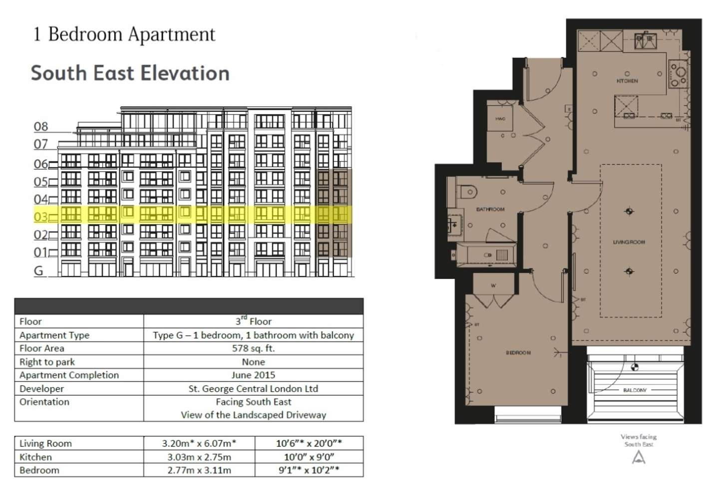 Apartment London, W6 - Parr's Way London W6 - 07
