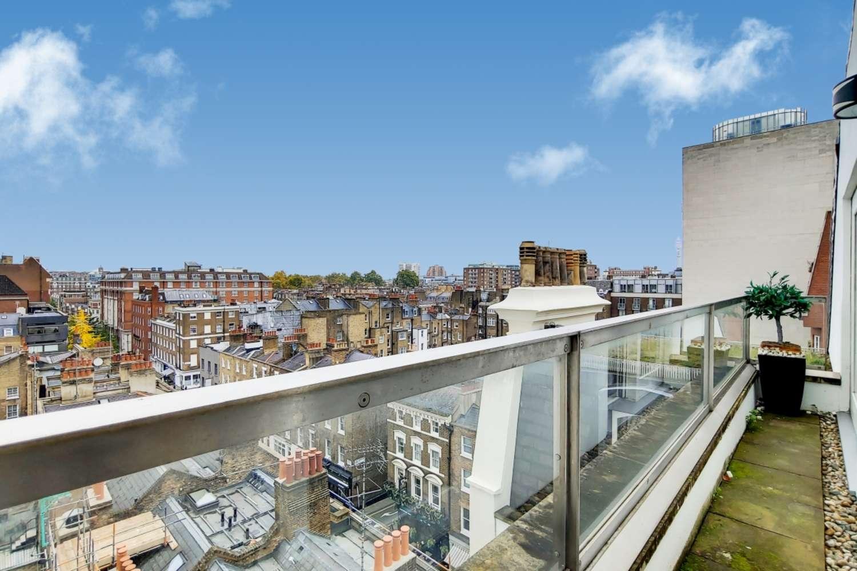 Apartment London, W1H - Seymour Street London W1H - 02
